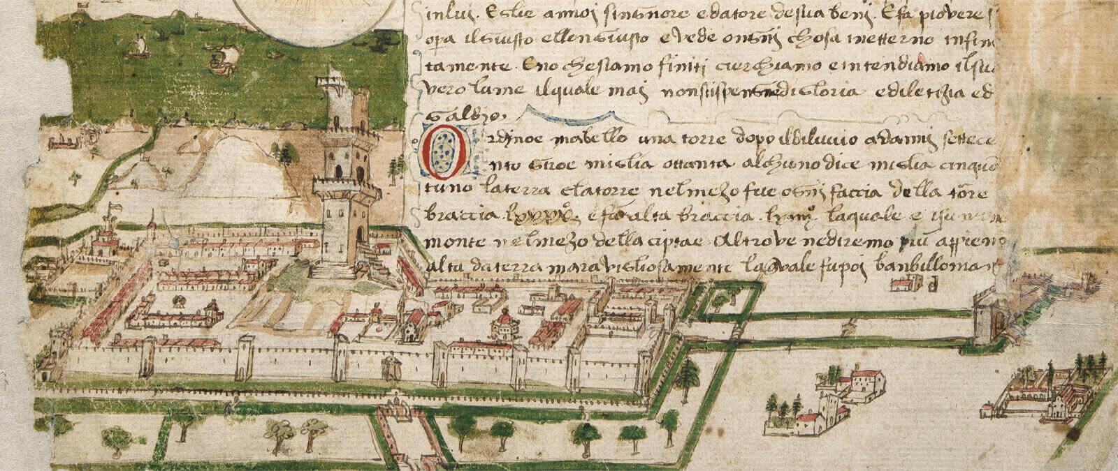 codice-rustici-facsimile-olschki-editore-firenze-rappresentazione-babilonia